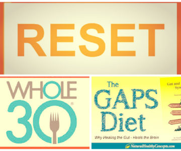 Our Whole30 & GAPS Diet Reset…