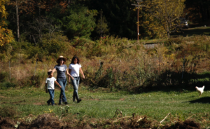 Butchie's Organic Farm Family