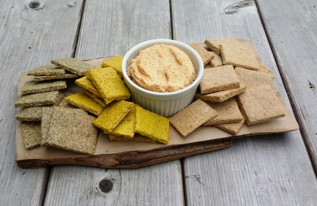 Smoky Cashew Spread