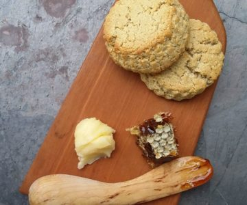 Morning Butter Biscuits from All American Paleo Table