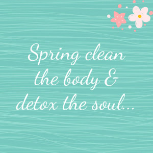 Spring Clean Body