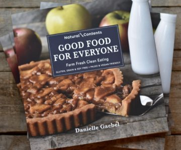Natural Contents Cookbook_Good Food for Everyone