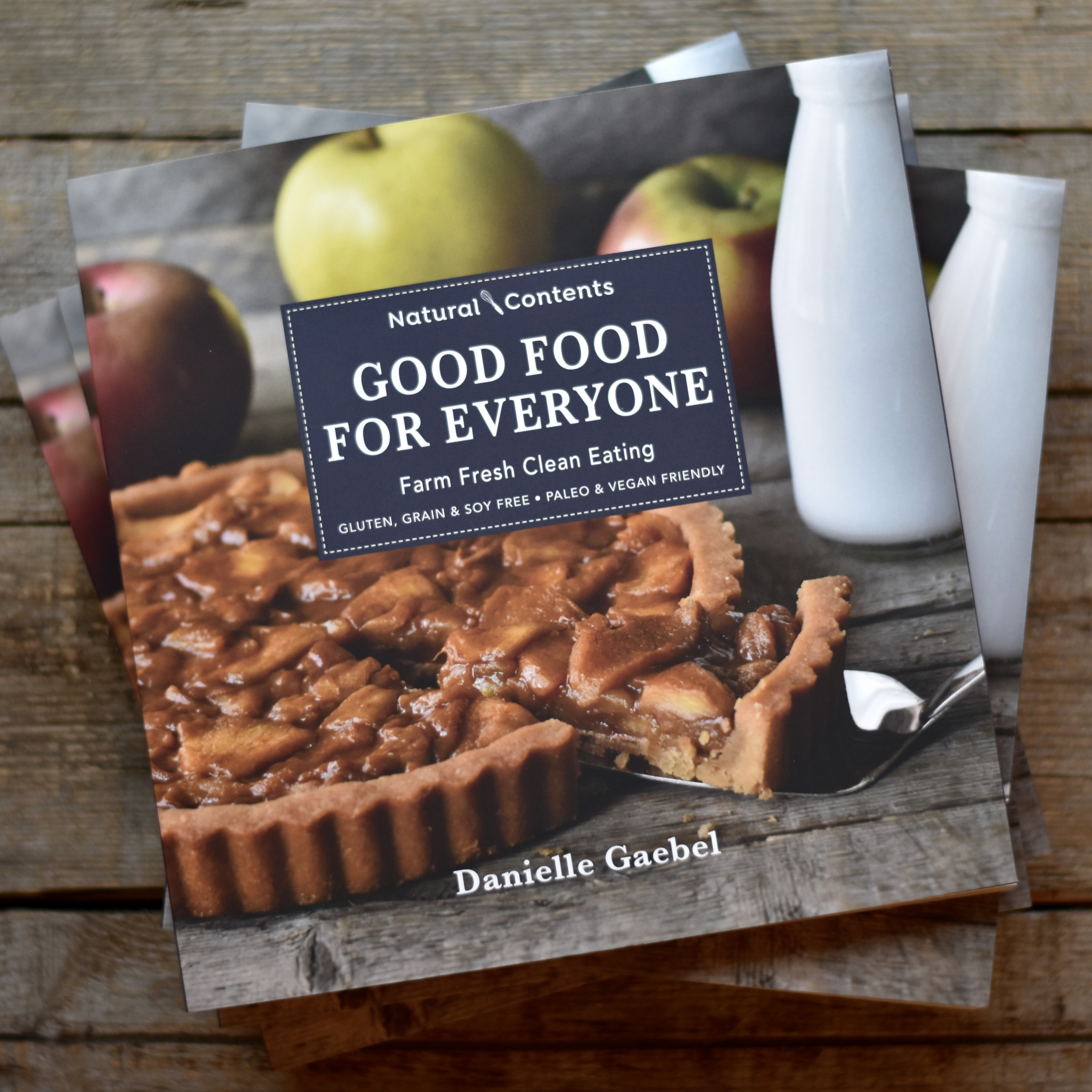"Cookbook Debut - ""Good Food for Everyone: Farm Fresh Clean Eating"""