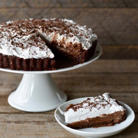 Chocolate Cream Pie (Vegan & Paleo) for Your Favorite Capricorn