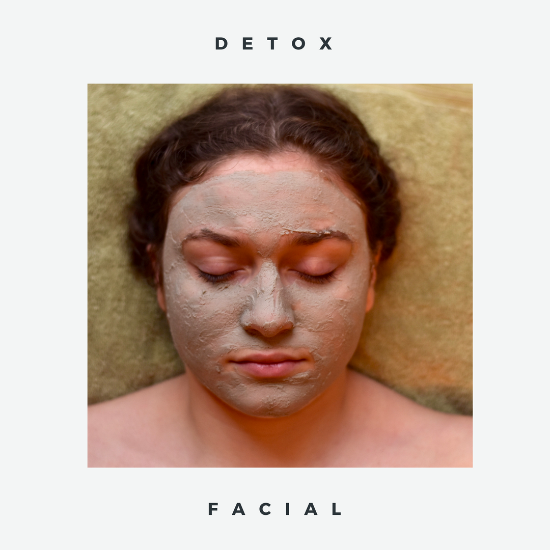 {Guest Post} 5 Simple Ways to Detox & A Facial