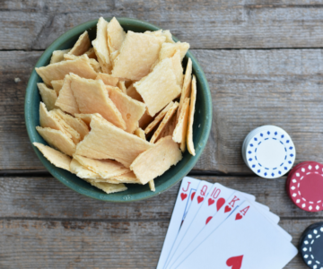 Recipe Makeover: Cheese Crackers