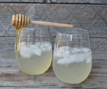 Recipe Makeover: Homemade Ginger Ale